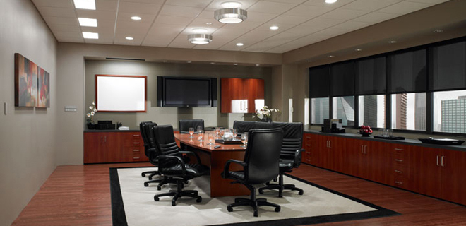 Commercial Automated Interiors