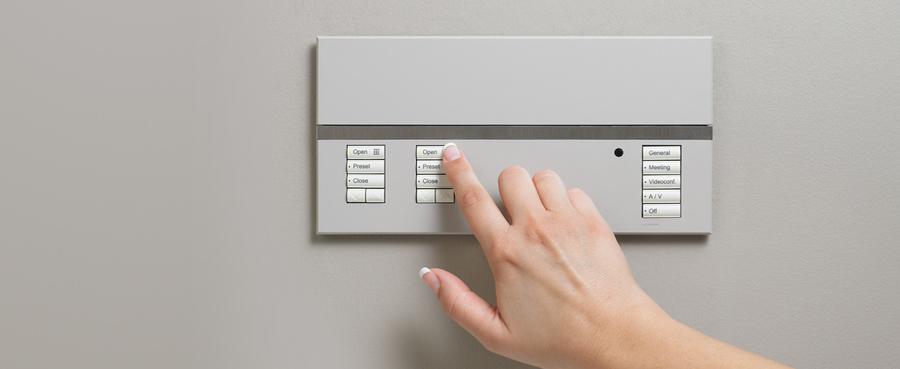 Lighting Control Automated Interiors