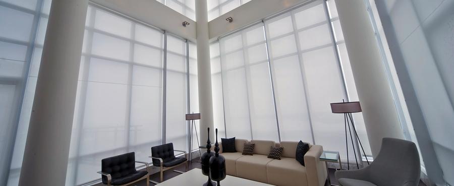 Automated Window Treatments